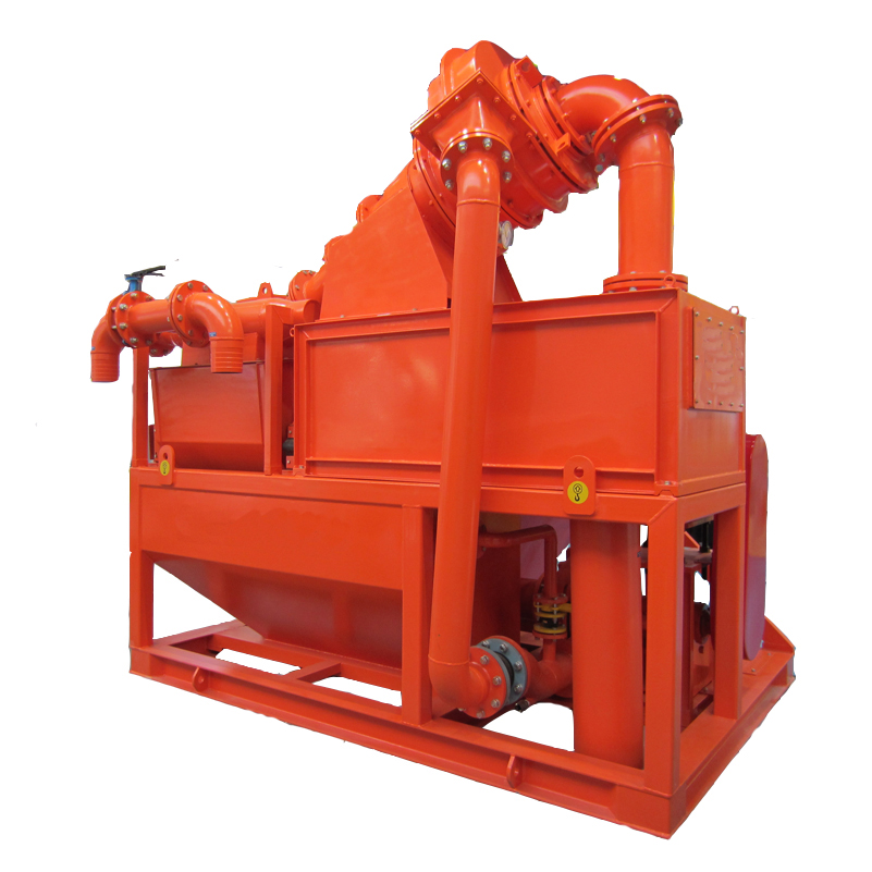 HDD Mud Slurry Cyclone Desander